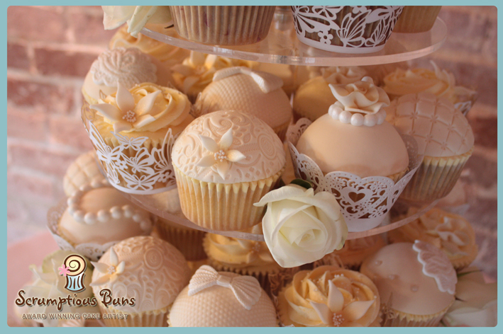 wedding cupcakes cake norfolk