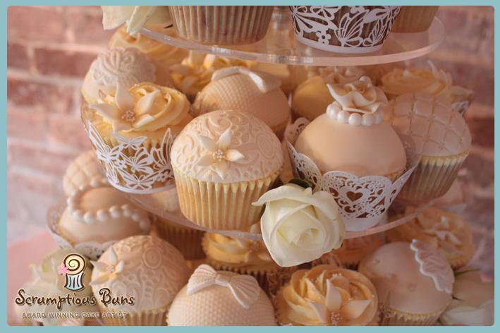 wedding cupcakes cake norfolk