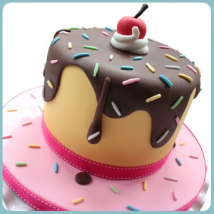 Beginners Cake Decorating Covering Class