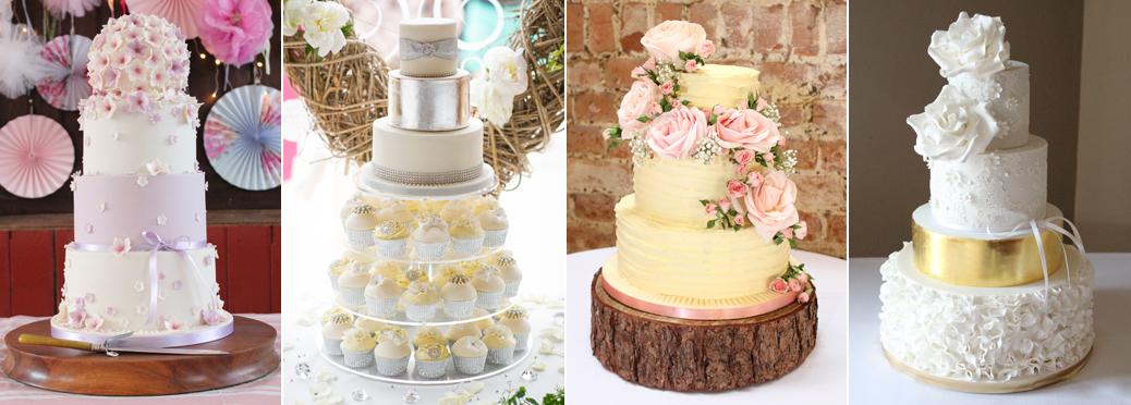 Cupcake Wedding Cakes Norfolk