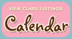 class listing calendar