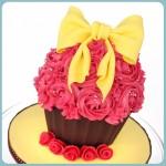 giant cupcake decorating class